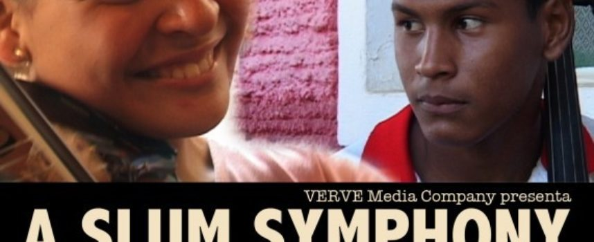 """Serata speciale di Effetto cinema 2015:  """"A SLUM SYMPHONY"""""""