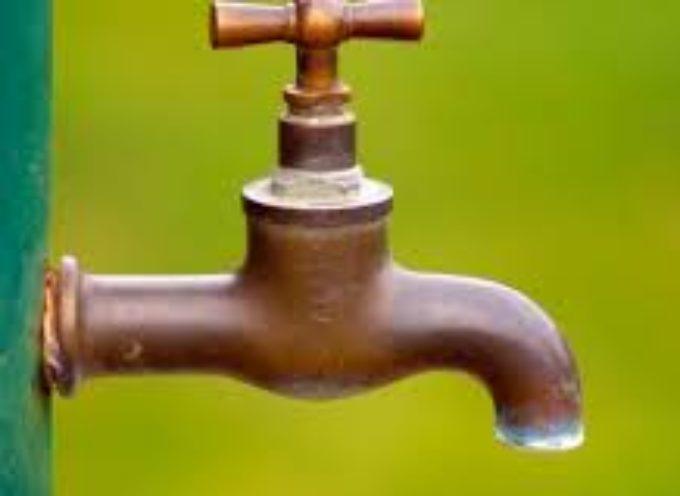 Tariffe idriche, arriva il conguaglio del 2010 e 2011: 15 Euro a testa per l'anno 2015