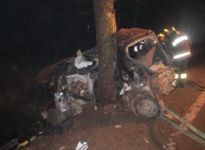 Due incidenti mortali nella notte