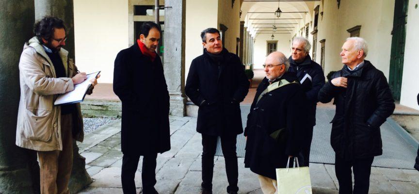 Marcucci e Baccelli ridisegnano il destino urbanistico della parte nord-est del Centro Storico