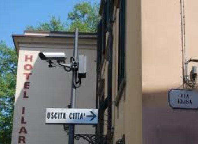 Amministrazione di Lucca: spengere i varchi non serve alla sicurezza E intanto accende 9 nuove telecamere
