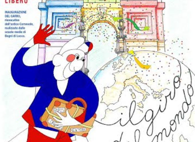 Carneval Fornoli a Fornoli di Bagni di Lucca