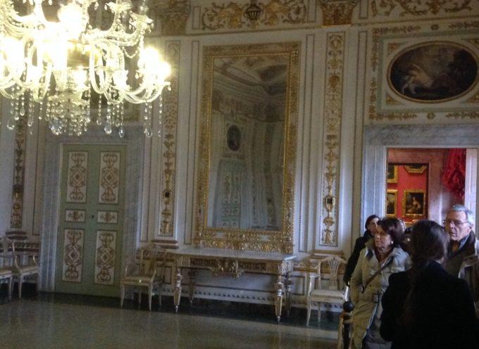 Grande afflusso alle visite guidate a Palazzo Mansi