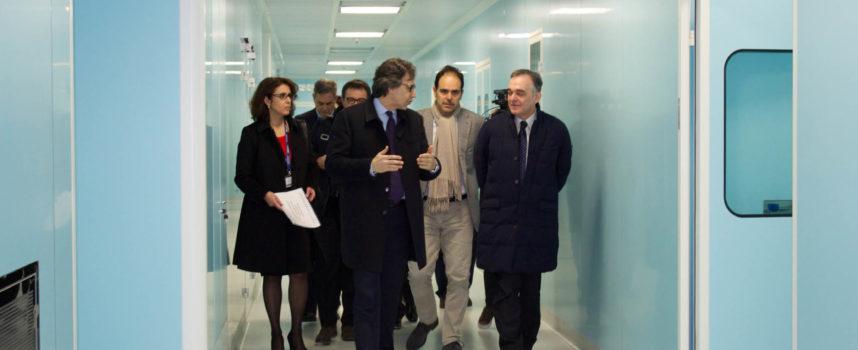 100 posti di lavoro: Kedrion Biopharma presenta il nuovo stabilimento produttivo di Castelvecchio Pascoli