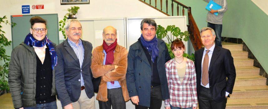 """Nuovo look per il liceo """"Barsanti e Matteucci"""" di Viareggio"""