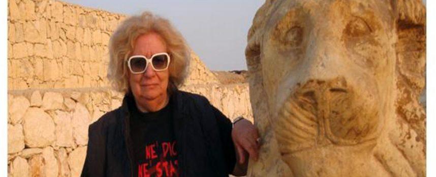 Ad Artemisia, venerdì 13 marzo     L'EGITTOLOGA DI FAMA MONDIALE EDDA BRESCIANI  OSPITE DE 'I VENERDI' LETTERARI'