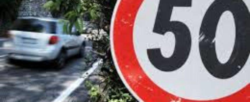 Su input dell'amministrazione comunale si è intensificata l'attività di controllo della Polizia municipale sui limiti di velocità