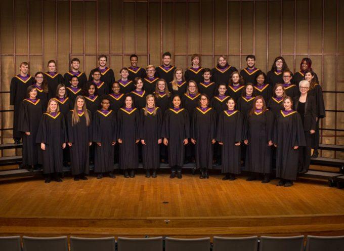 Il Knox College Choir a Lucca.    Concerto lunedì 23 nella basilica  di San Paolino a Lucca alle ore 21