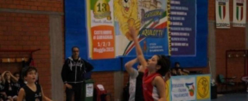 Minibasket, seconda giornata di gare del 24° torneo internazionale organizzato dal Cefa          LUCCA PASSA ALLA FINALE REGIONALE