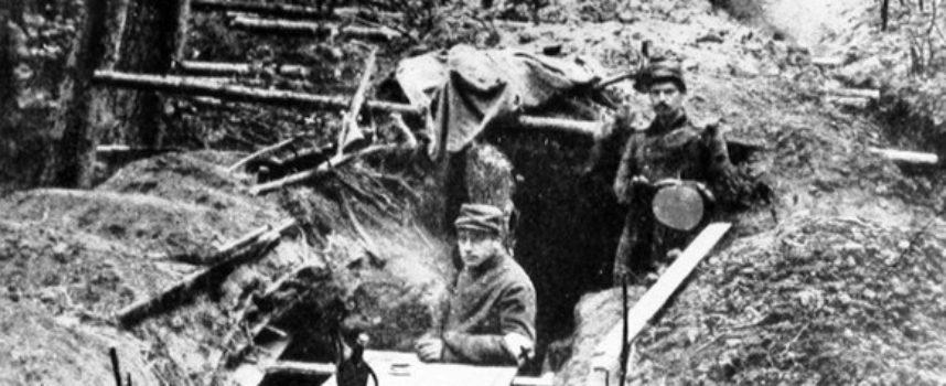 Le canzoni della trincea: parole e musica dalla Grande Guerra