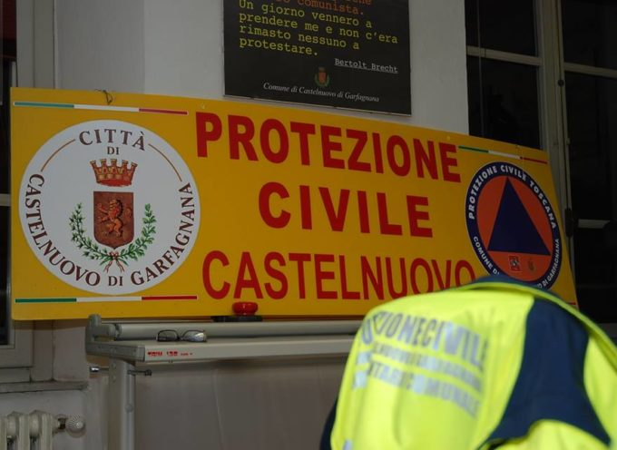 Progetto pilota della Protezione Civile a Castelnuovo di Garfagnana