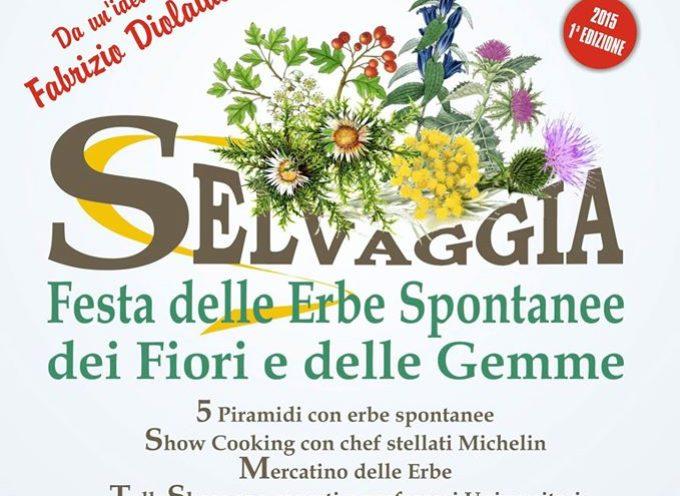 Selvaggia, il 13 e 14 aprile a Castelnuovo; alla riscoperta degli erbi boni