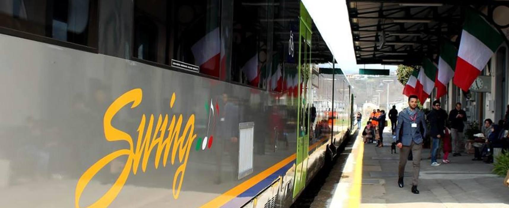 Le porte del treno non si aprono a Borgo a MOzzano