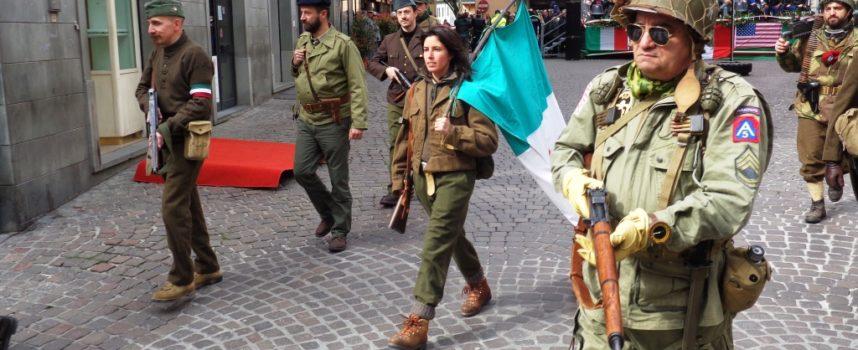 Castelnuovo ricorda la Liberazione con una solenne cerimonia