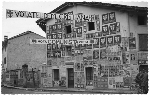 Risultati immagini per 18 aprile 1948 comunisti