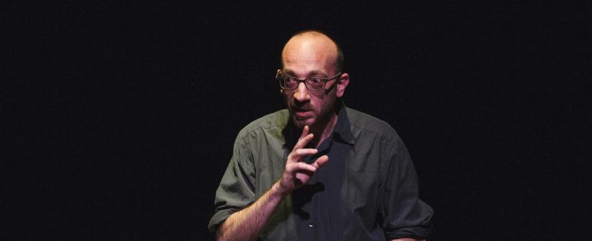 Il Teatro dei Perché il 17 aprile con Carlo De Ruggiero