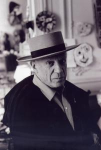Pablo Picasso ritratto da David Douglas Duncan (2)