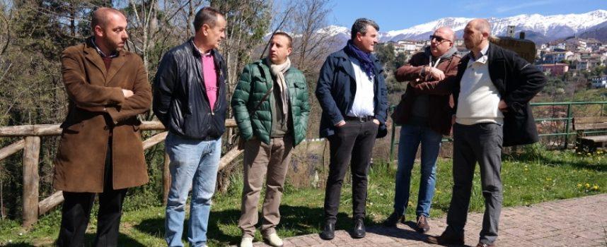Coreglia: la Provincia investe  123mila euro per salvaguardare i pedoni