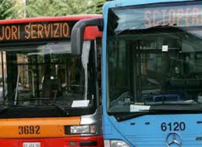Domani bus a singhiozzo  5 maggio: sciopero scuola  19 maggio: medici di famiglia