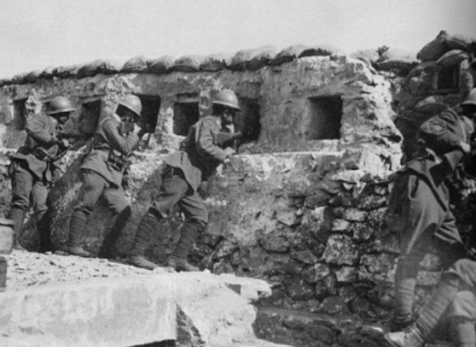 Anche Montecarlo celebra la Grande Guerra