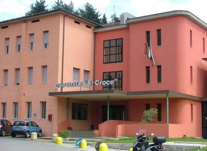 OSPEDALE DI CASTELNUOVO DI G. SI INAUGURA LA SALA ROSA