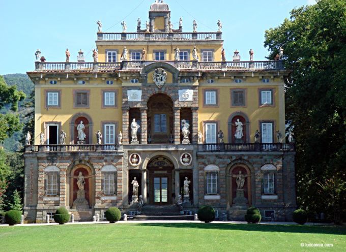 Dimore storiche a porte aperte, grande affluenza in Lucchesia