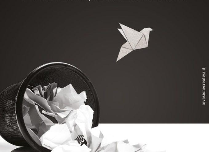 RiartEco: apre il 29 maggio alla Biblioteca Agorà la mostra di opere d'arte derivanti dal riciclo dei rifiuti