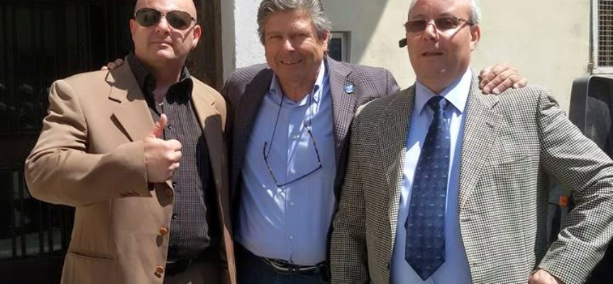 L'on. Achille Totaro, il rappresentante regionale Polizia Penitenziaria e Marco Santi Guerrieri, candidato FdI visitano il Carcere di S.Giorgio