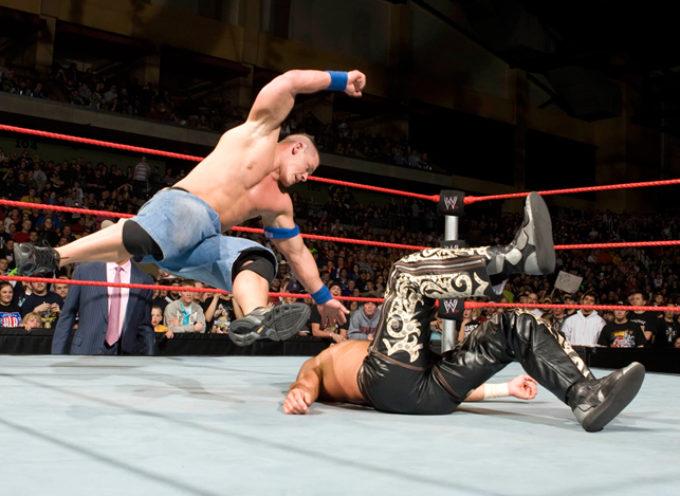 A Marginone di Altopascio spettacolo di Wrestling