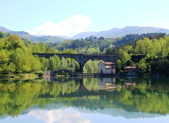 Proseguono i lavori al lago di Pontecosi