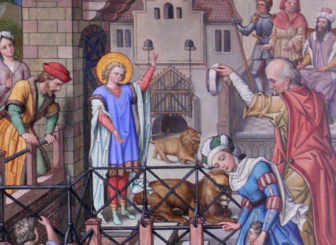 Il Santo del giorno, 18 Maggio: S. Venanzio (e poi: Bartolomea, Claudia, Erik, Felice, Giovanni, Leonardo, Vincenza)