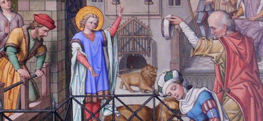 Il Santo del giorno, 18 Maggio: S. Venanzio, cioè il cacciatore, da Camerino