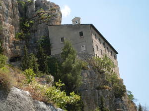 19 maggio Eremo di Sant'Onofrio dove visse Pietro da Morrone