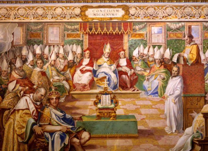 Accadde oggi, 20 Maggio: 325, il Concilio di Nicea, dove nasce il Cristianesimo che noi conosciamo