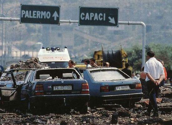 Accadde oggi, 23 Maggio: 1992, la Strage di Capaci