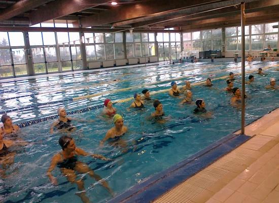 Alla piscina di Capannori, 'VII MEETING MEMORIAL BULLENTINI'