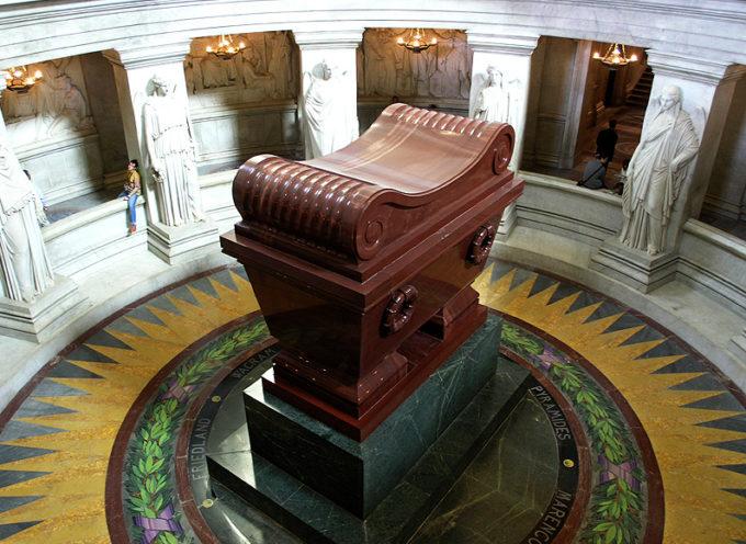 Accadde oggi, 5 Maggio: anche gli Imperatori muoiono…