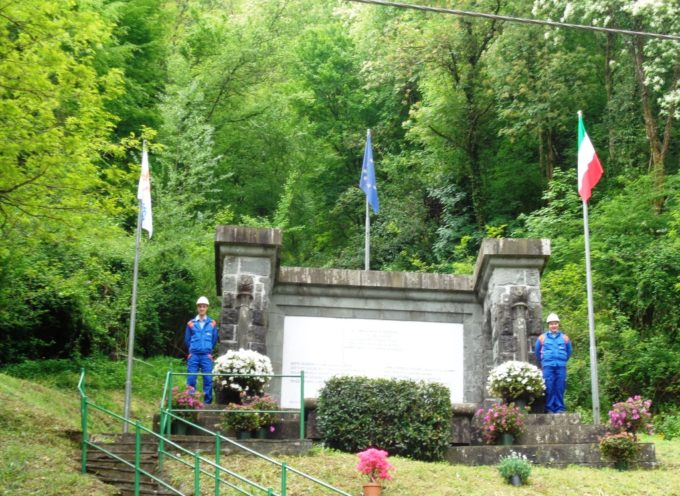 Solenne cerimonia a Bolognana per il 1° Maggio: ricordati i caduti sul lavoro