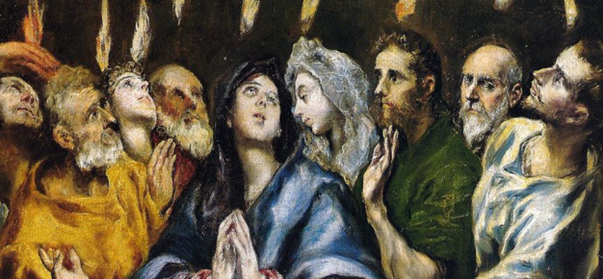 Il Santo del giorno, 24 Maggio: Pentecoste