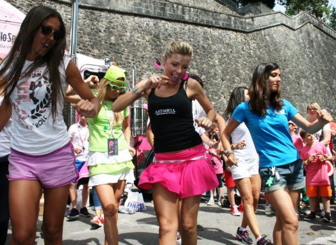 Profondo Rosa: la Valle del Serchio stregata dal Giro d'Italia