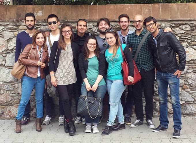 Studenti del corso magistrale in Turismo in visita ad aziende della Versilia
