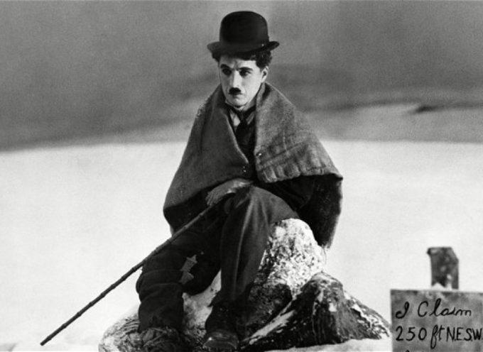 Il romanzo di un maggiante garfagnino: dal Serchio ad Hollywood come controfigura di Charlie Chaplin