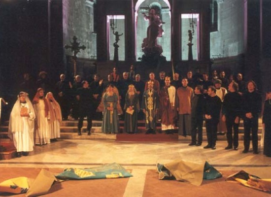 Questa sera in Cattedrale, Concerto dedicato alla Croce di maggio