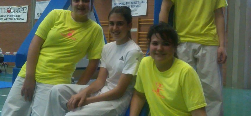 Successo per la Asd Dojo Karate Lucca nella fase regionale del Trofeo Coni