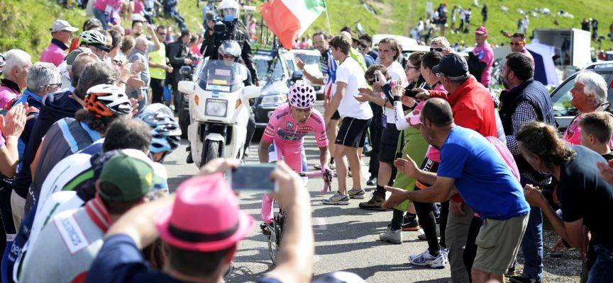 Grande festa a Altopascio per il Giro d'Italia