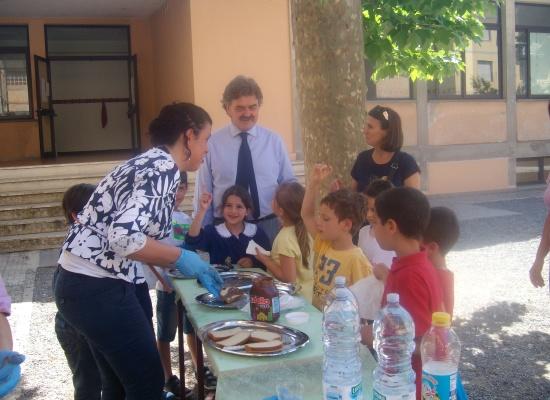"""Anche ad Altopascio tanti bambini per la """"Giornata senza glutine"""""""