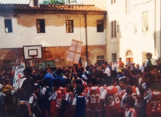 Il 2 Giugno Altopascio diventa la capitale del minibasket provinciale