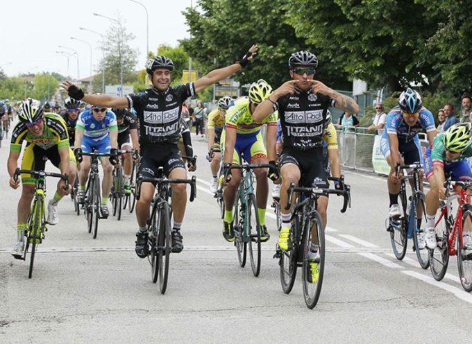 """Ciclismo: doppietta """"lucchese"""" a Bologna"""