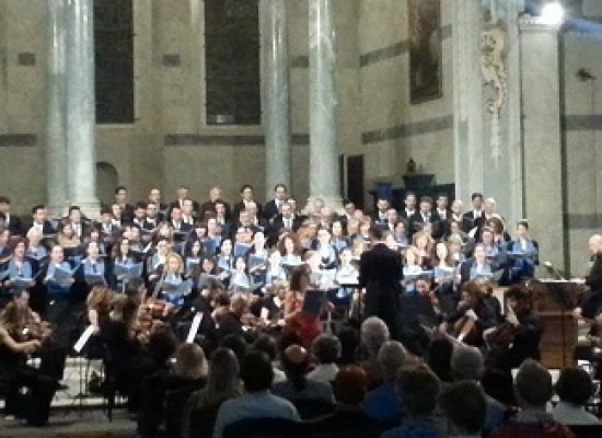 Messa di Alfredo Catalani della Cappella Musicale Santa Cecilia