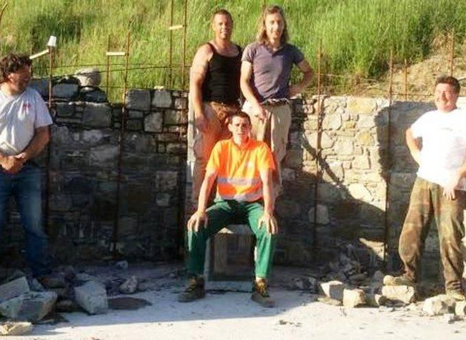 Torna a nuova vita la Fontana Monumentale di Amola